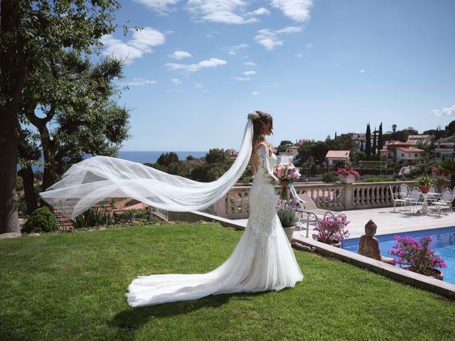 La boda de Marta y Lluis en Teia, Barcelona 1
