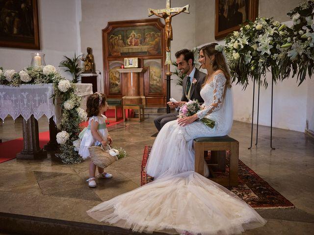 La boda de Marta y Lluis en Teia, Barcelona 11
