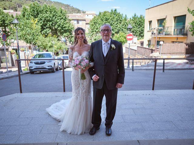 La boda de Marta y Lluis en Teia, Barcelona 12