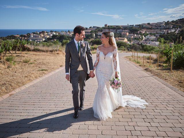 La boda de Marta y Lluis en Teia, Barcelona 13
