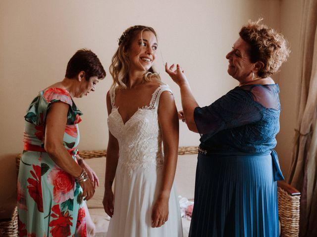 La boda de Marcelo y Ester en Aranjuez, Madrid 1