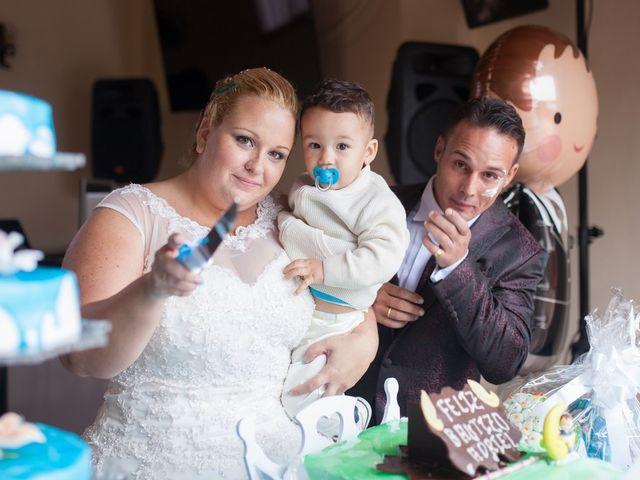 La boda de Maria y Ruyman