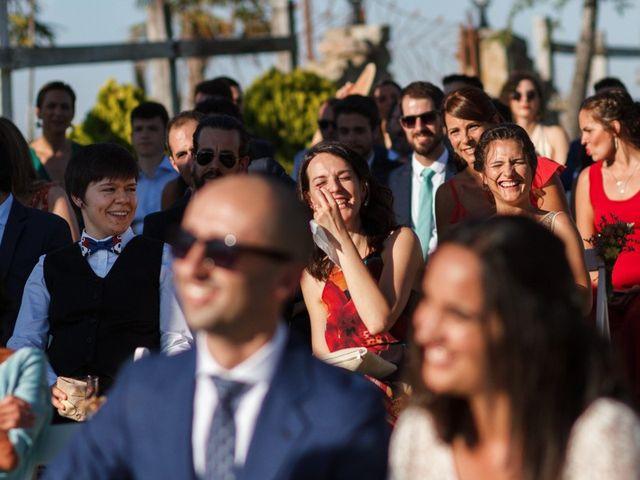 La boda de Carlos y Lucía en Bejar, Salamanca 2
