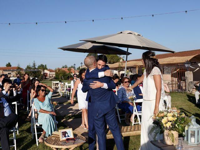La boda de Carlos y Lucía en Bejar, Salamanca 11