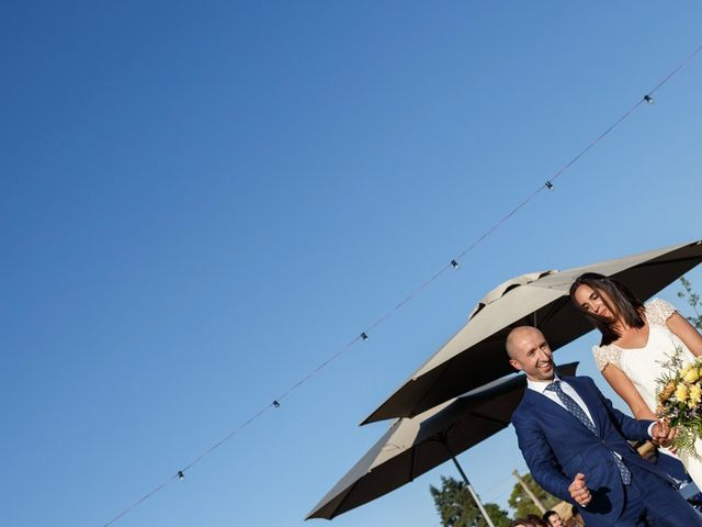 La boda de Carlos y Lucía en Bejar, Salamanca 12