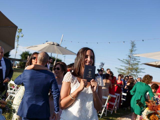 La boda de Carlos y Lucía en Bejar, Salamanca 13