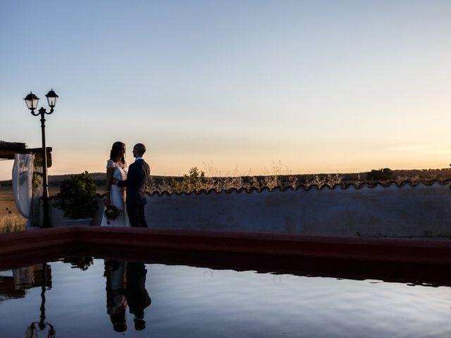 La boda de Carlos y Lucía en Bejar, Salamanca 16
