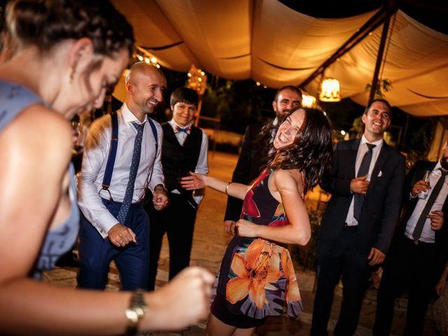 La boda de Carlos y Lucía en Bejar, Salamanca 18