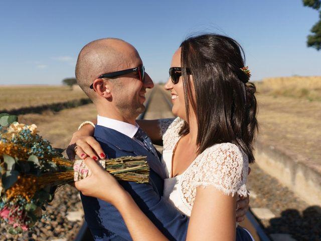 La boda de Carlos y Lucía en Bejar, Salamanca 19