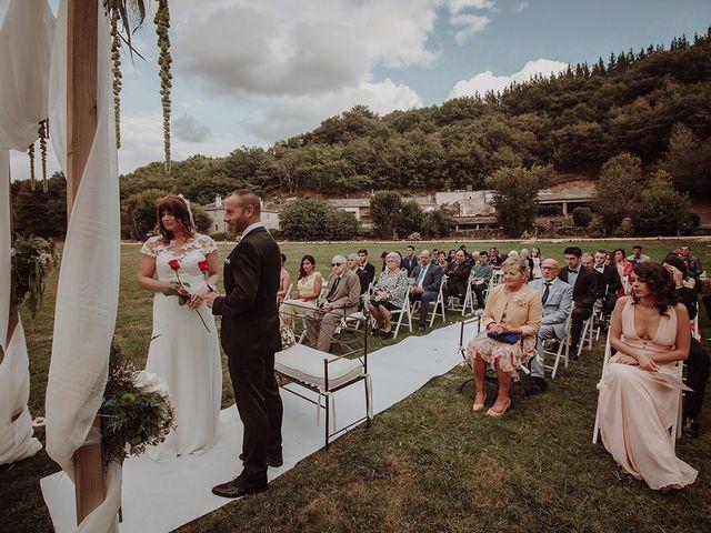 La boda de Mariano y Yanira en O Corgo (San Juan), Lugo 43