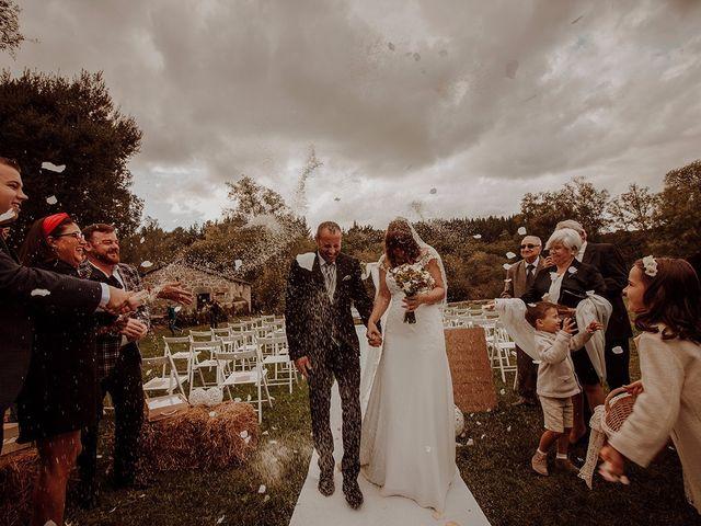 La boda de Mariano y Yanira en O Corgo (San Juan), Lugo 45