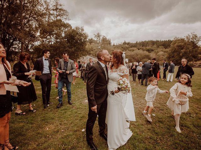 La boda de Mariano y Yanira en O Corgo (San Juan), Lugo 46