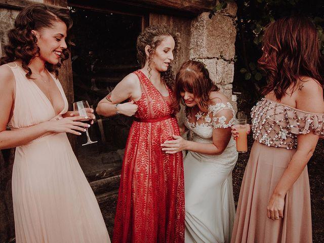 La boda de Mariano y Yanira en O Corgo (San Juan), Lugo 62