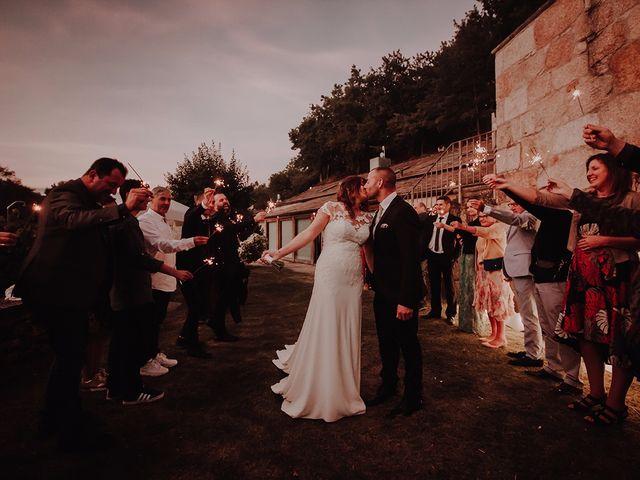 La boda de Mariano y Yanira en O Corgo (San Juan), Lugo 64