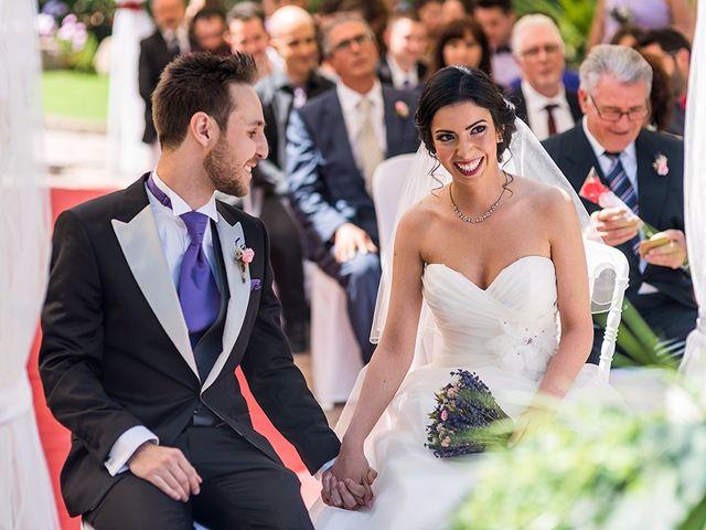 La boda de Cristina y Jose Luis