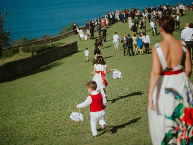 La boda de Asier y Irene en Donostia-San Sebastián, Guipúzcoa 14