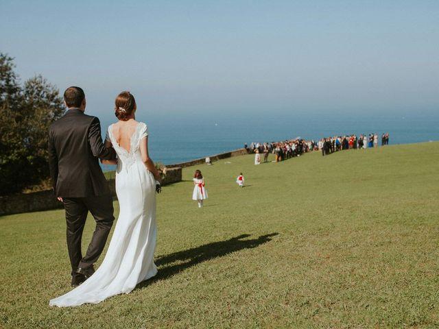La boda de Asier y Irene en Donostia-San Sebastián, Guipúzcoa 16