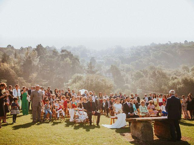 La boda de Asier y Irene en Donostia-San Sebastián, Guipúzcoa 17