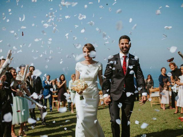 La boda de Asier y Irene en Donostia-San Sebastián, Guipúzcoa 1