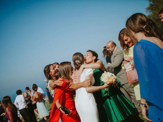 La boda de Asier y Irene en Donostia-San Sebastián, Guipúzcoa 25
