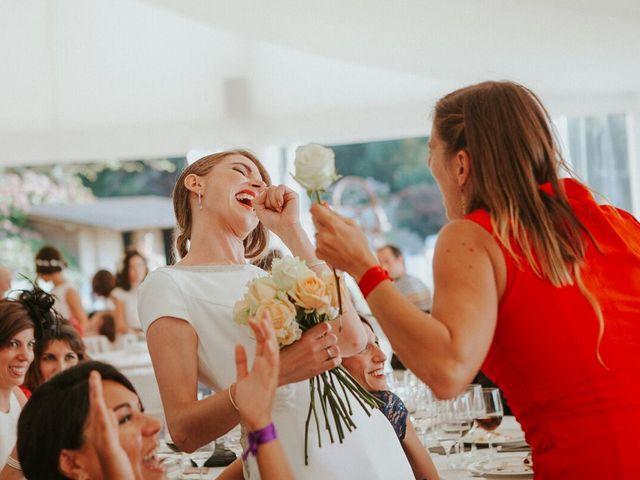 La boda de Asier y Irene en Donostia-San Sebastián, Guipúzcoa 33