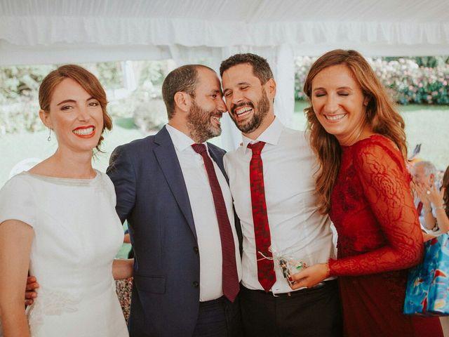La boda de Asier y Irene en Donostia-San Sebastián, Guipúzcoa 36