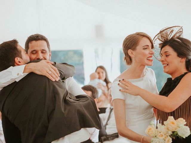 La boda de Asier y Irene en Donostia-San Sebastián, Guipúzcoa 37