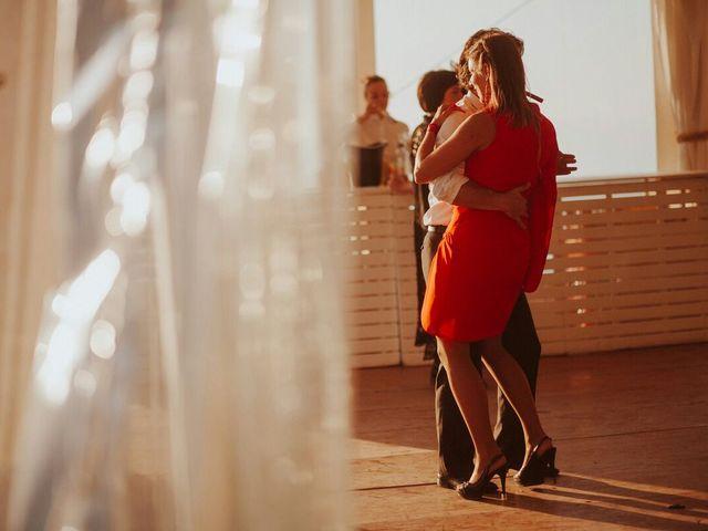 La boda de Asier y Irene en Donostia-San Sebastián, Guipúzcoa 41