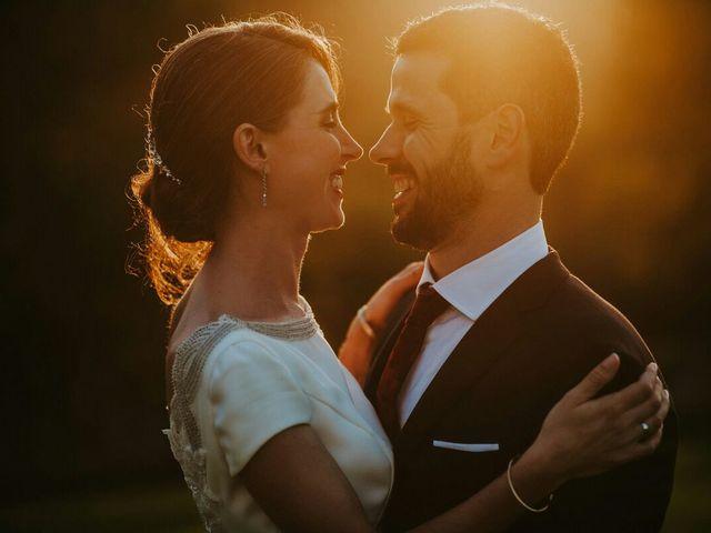 La boda de Irene y Asier