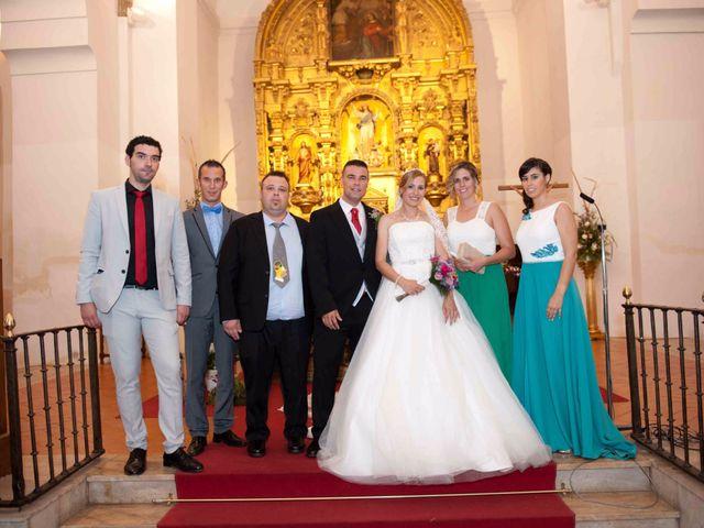 La boda de Raúl y Mónica en Illescas, Toledo 5