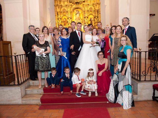 La boda de Raúl y Mónica en Illescas, Toledo 8