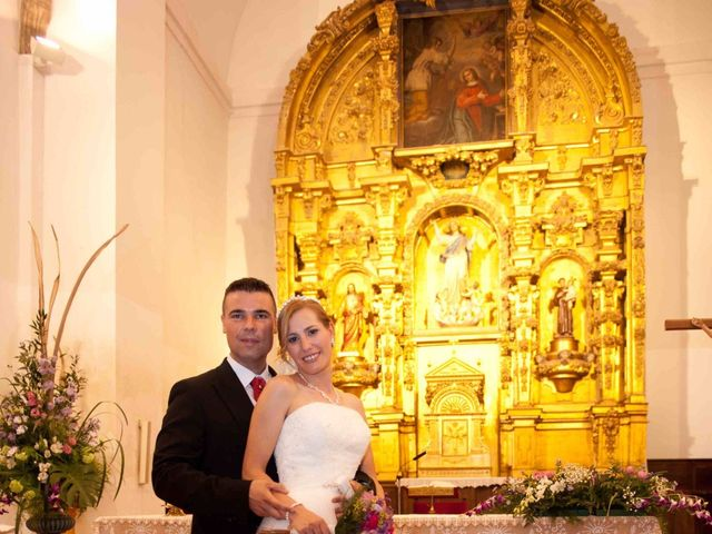 La boda de Raúl y Mónica en Illescas, Toledo 9