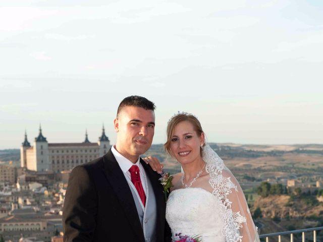 La boda de Raúl y Mónica en Illescas, Toledo 11