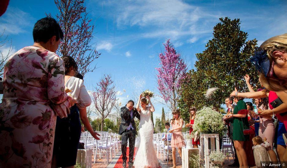 La boda de José David y Miriam en Jaén, Jaén