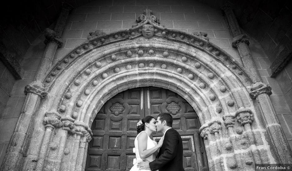 La boda de Rubén y Silvia en Jaraiz De La Vera, Cáceres