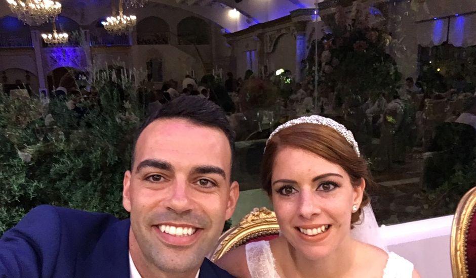 La boda de Inmaculada  y Youssef en Churriana, Málaga