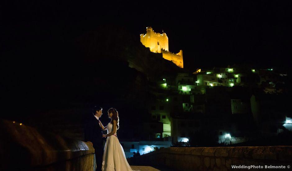 La boda de Luis Miguel y Veronica en Villarrubia De Los Ojos, Ciudad Real