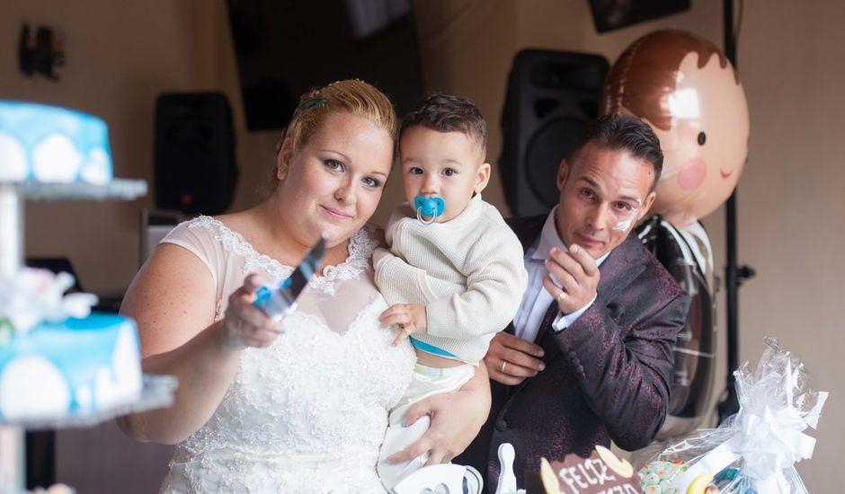 La boda de Ruyman y Maria en Jinamar, Las Palmas