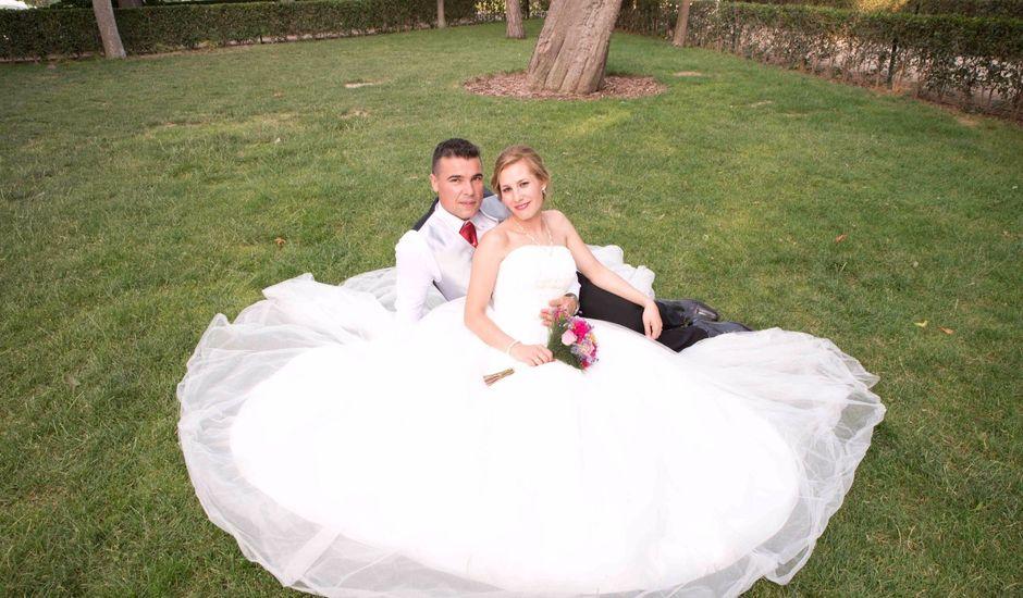 La boda de Raúl y Mónica en Illescas, Toledo