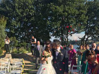 La boda de Cinthia y Cristian