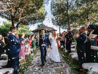 La boda de Lucia y Raúl