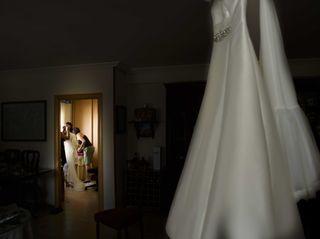 La boda de Mónica y Fran 3