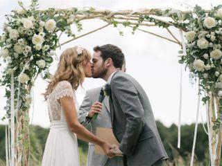 La boda de Emma y Geoge