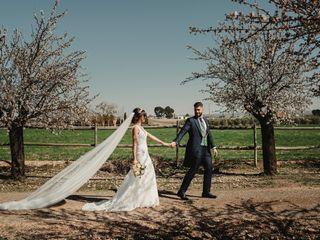 La boda de Elena y Marco