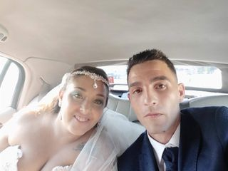 La boda de Jesica y Aitor