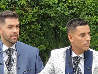 La boda de Daniel y Javier 3