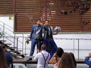 La boda de Daniel y Javier