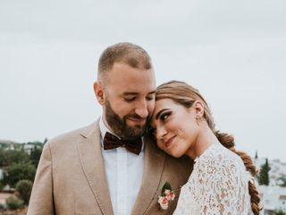 La boda de Alba y Migue 1