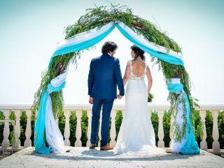 La boda de María y Sergi
