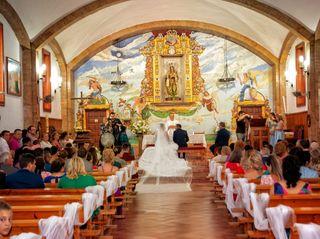 La boda de Cayetano y Alba del Rocío 1